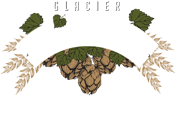 Glacier Brewhouse Mobile Logo
